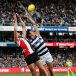 Geelong Cats, Jack Henry, Paddy McCartin, St Kilda