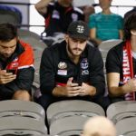 Billy Longer, Dylan Roberton, Josh Bruce, St Kilda