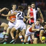 GWS Giants, Heath Shaw, Jade Gresham