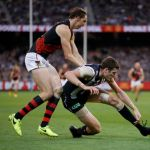Collingwood, Essendon, Joe Daniher, Mason Cox