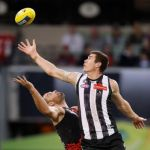 Collingwood, Essendon, Mason Cox, Tom Bellchambers
