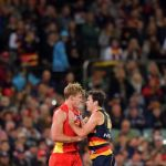 Adelaide Crows, Gold Coast Suns, Mitch McGovern, Tom Lynch
