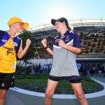 AFL 2018 Round 06 - Fremantle v West Coast