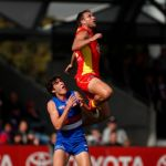 Gold Coast Suns, Lewis Young, Sam Day, Western Bulldogs
