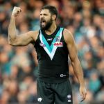 Paddy Ryder, Port Adelaide