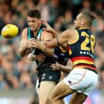 Adelaide Crows, Cameron Ellis-Yolmen, Port Adelaide, Travis Boak