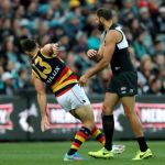 Adelaide Crows, Paddy Ryder, Port Adelaide, Taylor Walker