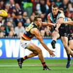 Adelaide Crows, Port Adelaide, Tom Doedee, Tom Rockliff