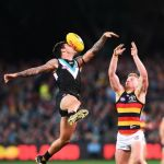 Adelaide Crows, Chad Wingard, Port Adelaide, Rory Laird