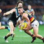 Adelaide Crows, Jared Polec, Port Adelaide, Rory Laird