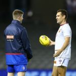 Billy Gowers, Brisbane Lions, Luke Hodge, Western Bulldogs