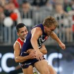 Fremantle, Mitchell Crowden, Shane Savage, St Kilda