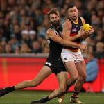 Adelaide Crows, Justin Westhoff, Port Adelaide, Rory Atkins
