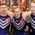 David Mundy, Fremantle, Luke Ryan, Nathan Fyfe