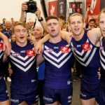 David Mundy, Fremantle, Luke Ryan, Mitchell Crowden, Nathan Fyfe