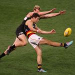 Adelaide Crows, Jack Watts, Luke Brown, Port Adelaide