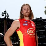 Aaron Young, Gold Coast Suns