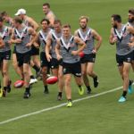 AFL 2018 Training - Port Adelaide 180518