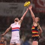 Adelaide Crows, Jordan Roughead, Sam Jacobs, Western Bulldogs