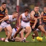 Adelaide Crows, Ed Richards, Hugh Greenwood, Western Bulldogs