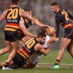 Adelaide Crows, Mitch Wallis, Myles Poholke, Western Bulldogs