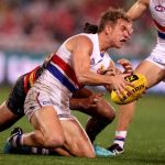 Adelaide Crows, Cameron Ellis-Yolmen, Mitch Wallis, Western Bulldogs