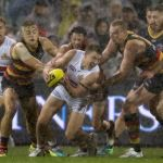 Adelaide Crows, Hugh Greenwood, Jack Macrae, Sam Gibson, Sam Jacobs, Western Bulldogs