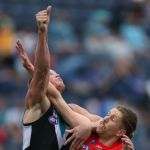 Aaron Young, Gold Coast Suns, Port Adelaide, Tom Clurey