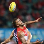 Alex Pearce, Fremantle, Lance Franklin, Sydney Swans