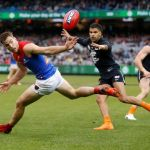 Carlton, Jack Viney, Melbourne, Sam Petrevski-Seton