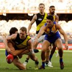 Jacob Townsend, Jeremy McGovern, Richmond, West Coast Eagles