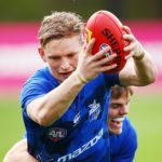 Jack Ziebell, Mason Wood, North Melbourne
