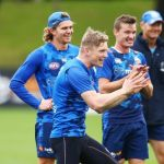 Jack Ziebell, Jed Anderson, Kayne Turner, North Melbourne