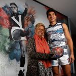 Aunty Pam Pedersen, Geelong Cats, Nakia Cockatoo