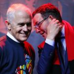 Daniel Andrews, Malcom Turnbull