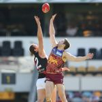 Brisbane Lions, Essendon; Stefan Martin, Tom Bellchambers