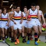 Adelaide Crows, Eddie Betts, Taylor Walker