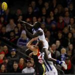 Essendon, Majak Daw, Mitch Brown, North Melbourne