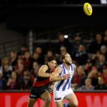 Essendon, Jamie Macmillan, Mark Baguley, North Melbourne