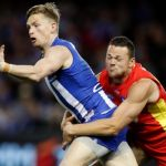 Gold Coast Suns, Jack Ziebell, North Melbourne, Steven May