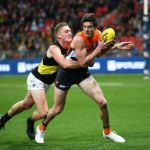 Callum Moore, GWS Giants, Richmond, Sam Taylor
