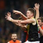 Adam Tomlinson, Aidan Corr, Callum Moore, GWS Giants, Richmond