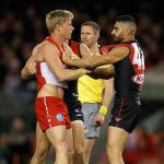 Adam Saad, Essendon, Isaac Heeney, Sydney Swans