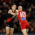 Essendon, Sydney Swans, Zach Merrett, Zak Jones