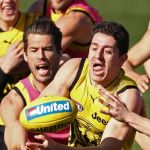 Alex Rance, Jason Castagna, Richmond