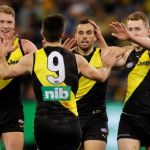 Jacob Townsend, Josh Caddy, Richmond, Sam Lloyd, Trent Cotchin
