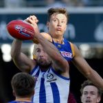 Ben Cunnington, Brisbane Lions, Hugh McCluggage, North Melbourne