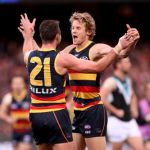 Adelaide Crows, Rory Atkins, Rory Sloane