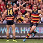 Adelaide Crows, David Mackay, Taylor Walker
