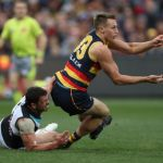 Adelaide Crows, Port Adelaide, Tom Doedee, Travis Boak